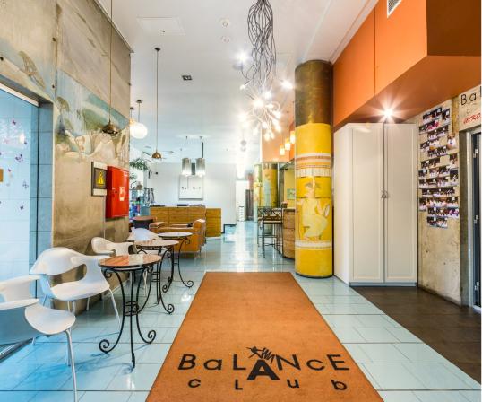 Balance Club-центр красоты и косметологии на юго-западной