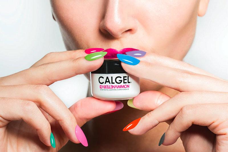 Укрепление и наращивание ногтей Calgel