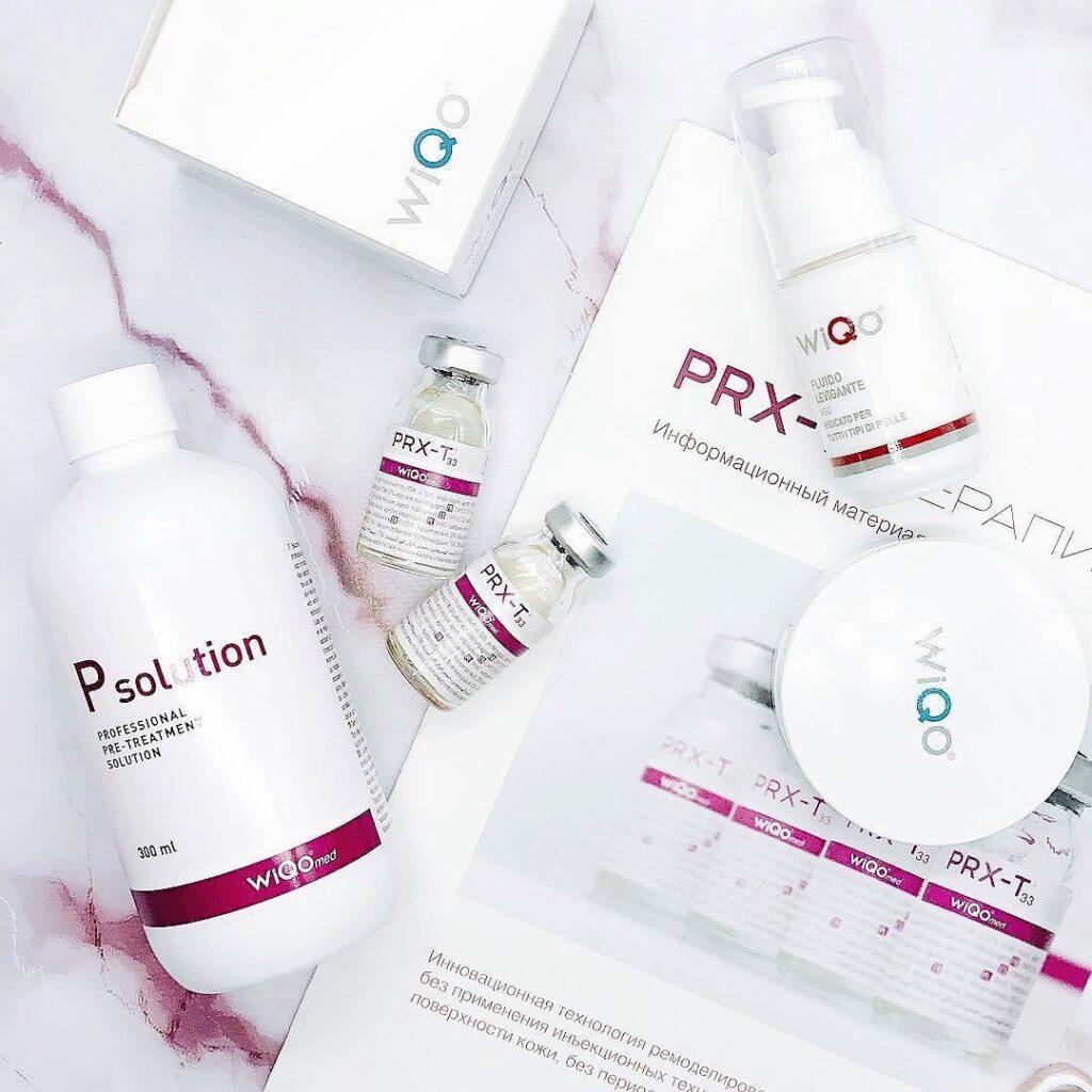 PRX-T 33 терапия