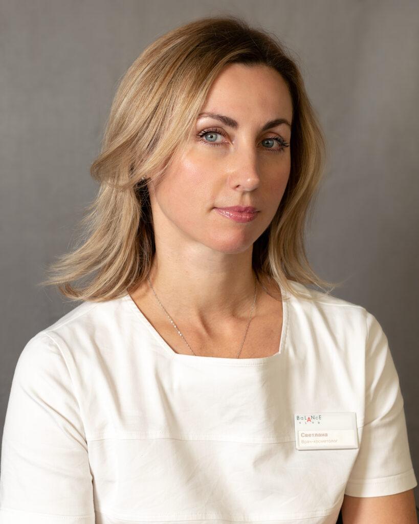 Светлана Корякова