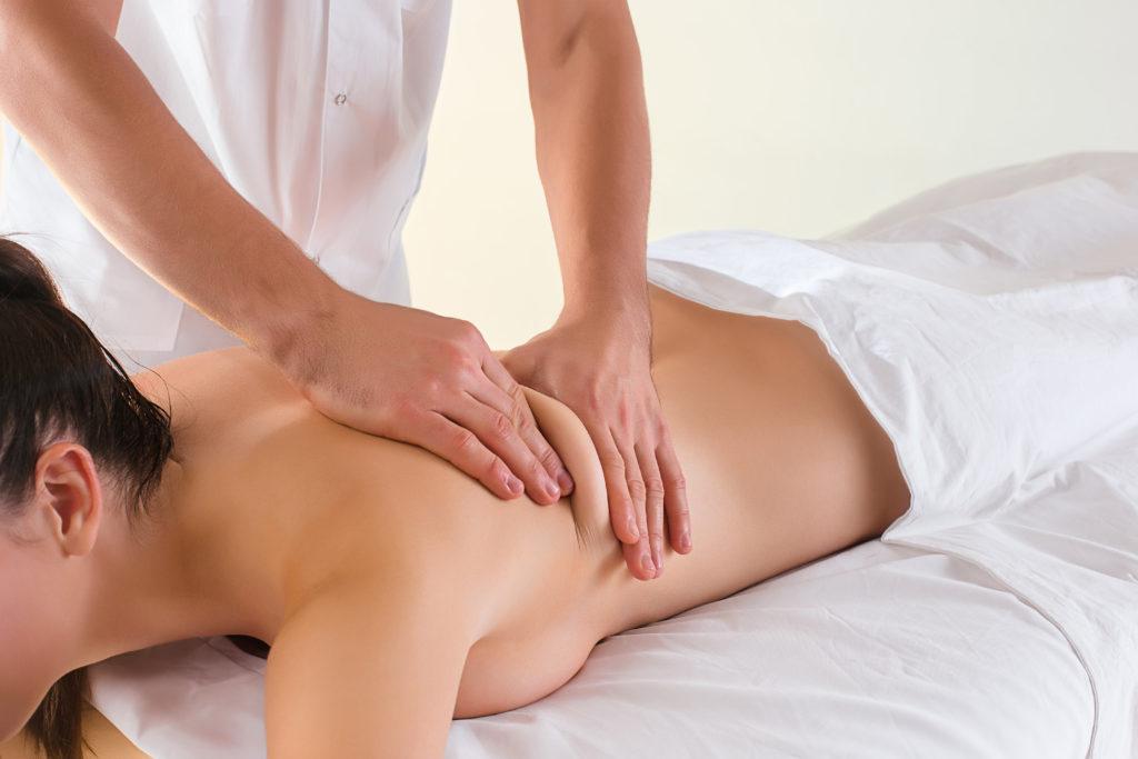 Коррекционный массаж